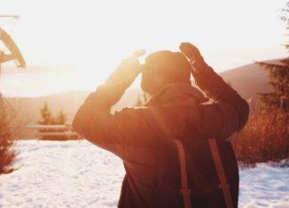 gant chauffant hivers